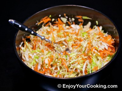 Cabbage and Carrots Salad Recipe: Step 6