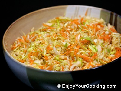 Cabbage and Carrots Salad Recipe: Step 8