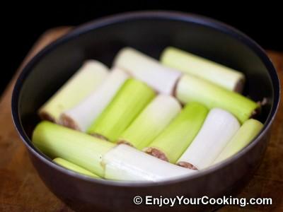 Chicken Stuffed Leeks Recipe: Step 11