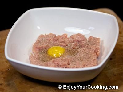 Chicken Stuffed Leeks Recipe: Step 4