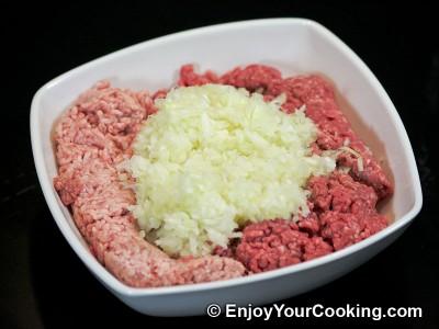 Russian Meat Dumplings (Pelmeni) Recipe: Step 3