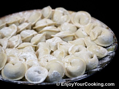 Russian Meat Dumplings (Pelmeni) Recipe: Step 8