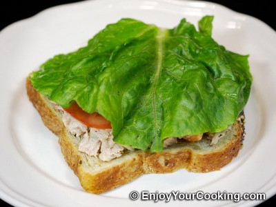 Tuna Salad Sandwiches Recipe: Step 11