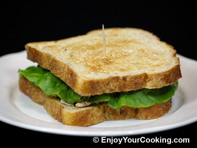 Tuna Salad Sandwiches Recipe: Step 12