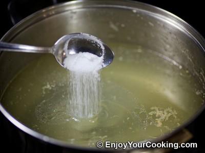 Cauliflower and Chicken Soup Recipe: Step 4
