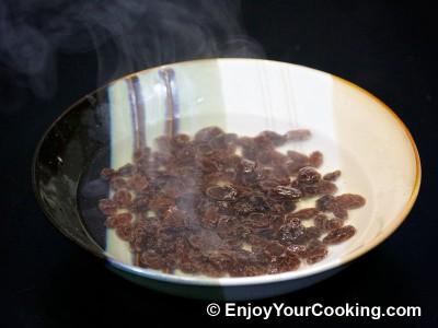 Fresh Broccoli Salad with Raisins and Sunflower Seeds Recipe: Step 2