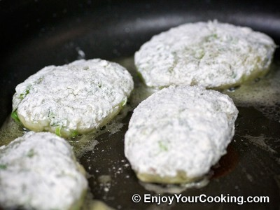 Minced Fish Cutlets with Rice Recipe: Step 13