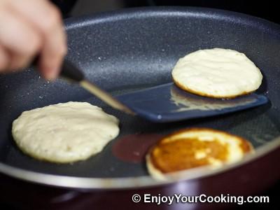 Yeast Pancakes (Russian Oladi) Recipe: Step 14
