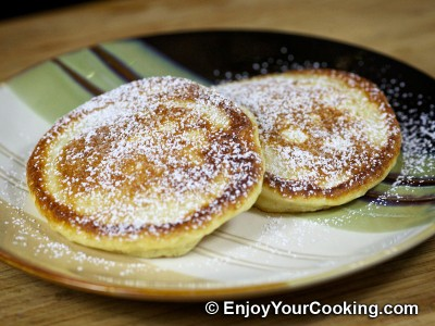 Yeast Pancakes (Russian Oladi) Recipe: Step 17