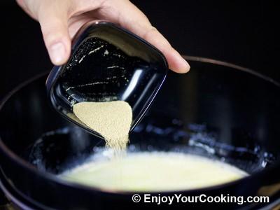 Yeast Pancakes (Russian Oladi) Recipe: Step 6
