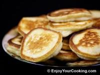 Yeast Pancakes (Russian Oladi)
