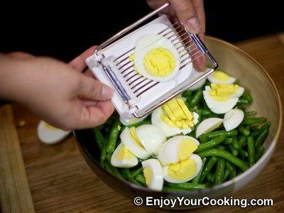 Green Beans and Eggs Salad Recipe: Step 8