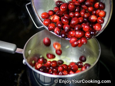 Cranberry Sauce for Meat Recipe: Step 5