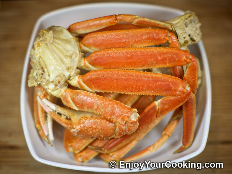 Boiled Snow Crab Legs with Old Bay Seasoning | Recipe | My ...