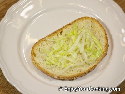Chicken and Celery Salad Sandwich Recipe: Step 12
