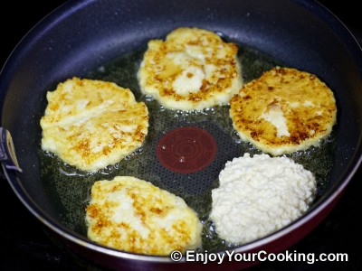 Cottage Cheese Pancakes Recipe: Step 10