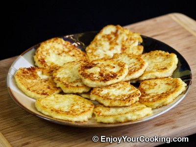Cottage Cheese Pancakes Recipe: Step 11