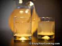 Rhubarb Kompot Recipe