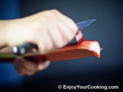 Rhubarb Kompot Recipe: Step 2