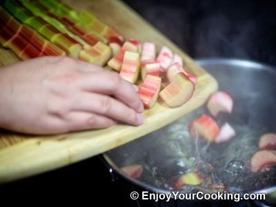 Rhubarb Kompot Recipe: Step 5