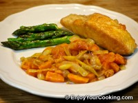 Fish with Vegetables Recipe