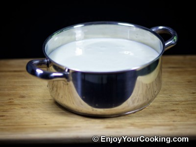 How to Make Quark from Kefir: Step 2