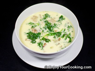 Zuppa Toscana (Italian Sausage Soup) Recipe: Step 17