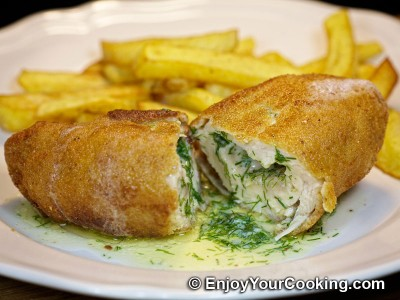 Chicken Kiev Cutlets