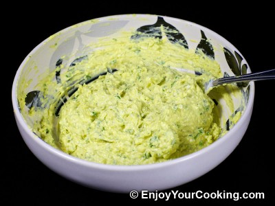 Deviled Eggs with Blue Cheese Recipe: Step 12