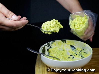 Deviled Eggs with Blue Cheese Recipe: Step 13