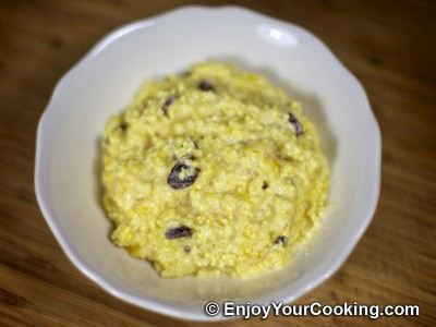 Pumpkin and Millet Porridge