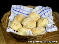 Flaky Kefir Biscuits Recipe