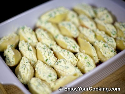 Ricotta Cheese Stuffed Pasta Recipe: Step 18