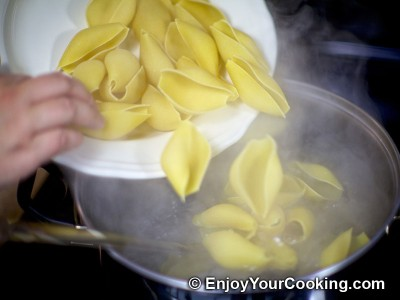Ricotta Cheese Stuffed Pasta Recipe: Step 4