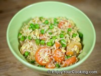Fried Rice with Shrimps Recipe