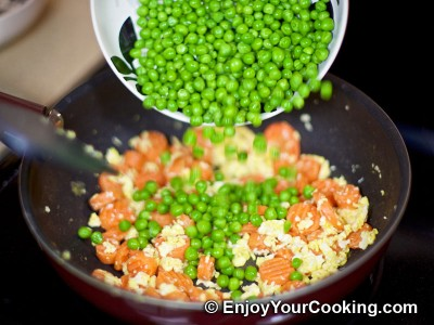 Fried Rice with Shrimps Recipe: Step 11