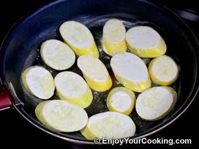 Summer Squash Omelette Recipe: Step 8a