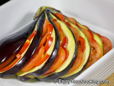 Eggplant Roast with Vegetables Recipe: Step 12