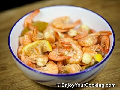 Boiled Shrimps Recipe: Step  8