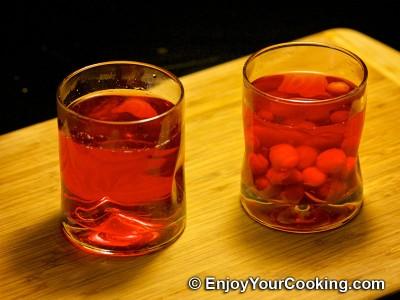 Sour Cherry Kompot