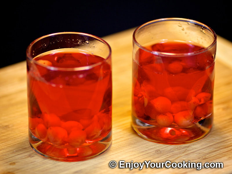 Рецепт компот из вишни замороженной рецепт с пошагово