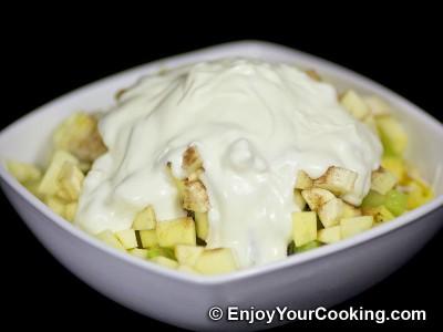 Fruit Salad with Yogurt Recipe: Step 10