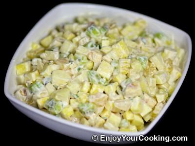 Fruit Salad with Yogurt Recipe: Step 11