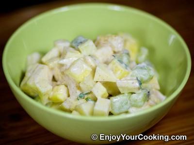 Fruit Salad with Yogurt Recipe: Step 12