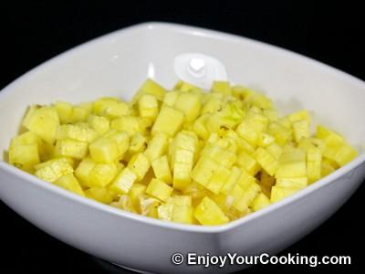 Fruit Salad with Yogurt Recipe: Step 4