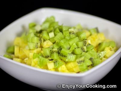 Fruit Salad with Yogurt Recipe: Step 5