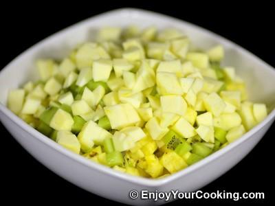 Fruit Salad with Yogurt Recipe: Step 6