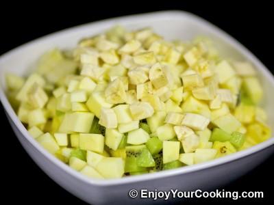Fruit Salad with Yogurt Recipe: Step 7