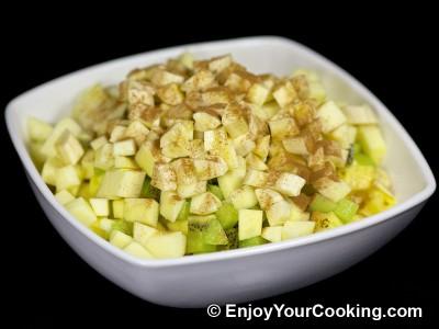 Fruit Salad with Yogurt Recipe: Step 8