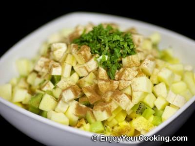 Fruit Salad with Yogurt Recipe: Step 9